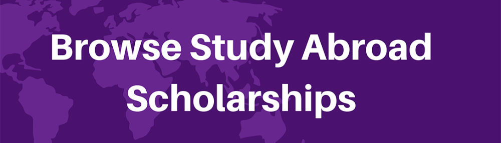 Browse Scholarships