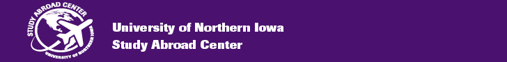 Study Abroad Center - University of Northern Iowa